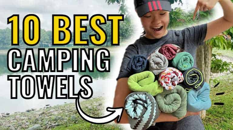 10 Best Camping Towels