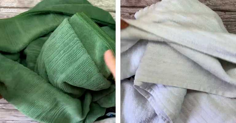 The PackTowl Luxe (left) comes the closest to feeling like a regular cotton towel (right) - Soft, fluffy, good sizing, super comfortable.