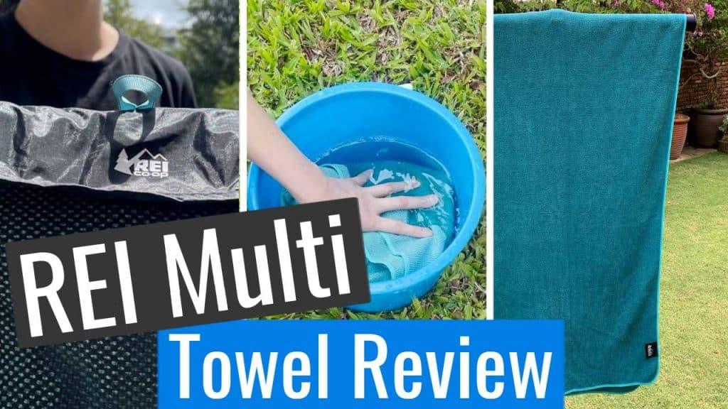 REI Multi Towel - Thumbnail