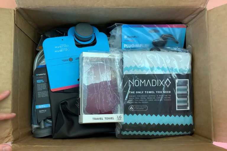 I bought the Matador NanoDry and Nomadix Original towels and unboxed them for your viewing pleasure.